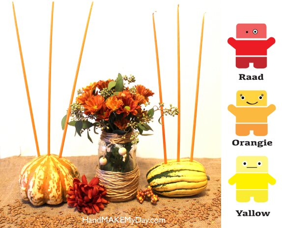Handmakemyday.com, Andrea Currie, Makeish.com, Ms. Craft-tastic, Thanksgiving crafts, Fall decor